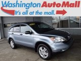 2010 Glacier Blue Metallic Honda CR-V EX AWD #119199322
