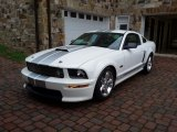 2007 Performance White Ford Mustang Shelby GT Coupe #119199296