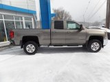 2017 Pepperdust Metallic Chevrolet Silverado 2500HD LT Double Cab 4x4 #119199294