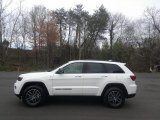 2017 Bright White Jeep Grand Cherokee Trailhawk 4x4 #119199246