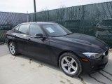 2014 Jet Black BMW 3 Series 328i xDrive Sedan #119227619