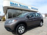 2014 Urban Titanium Metallic Honda CR-V LX AWD #119227498
