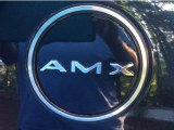 AMC AMX Badges and Logos