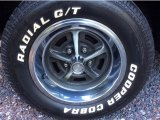 AMC AMX Wheels and Tires