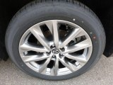 Mazda CX-9 2017 Wheels and Tires