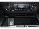 2017 Ford F150 XL SuperCab Controls