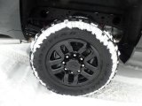 Chevrolet Silverado 2500HD Wheels and Tires