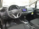 Honda Fit Interiors