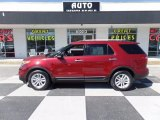 2013 Ruby Red Metallic Ford Explorer XLT EcoBoost #119263722