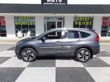 2016 Modern Steel Metallic Honda CR-V Touring #119263720