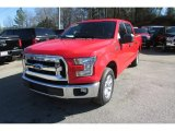 2016 Race Red Ford F150 XLT SuperCrew #119263740
