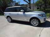 2017 Indus Silver Metallic Land Rover Range Rover Supercharged #119263777