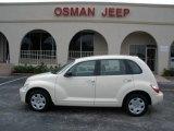 2007 Cool Vanilla White Chrysler PT Cruiser  #1190811
