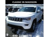 2017 Bright White Jeep Grand Cherokee Laredo 4x4 #119281370