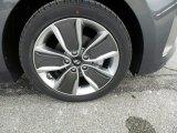 Hyundai Ioniq Hybrid Wheels and Tires
