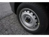 Chevrolet City Express Wheels and Tires