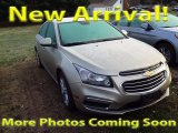 2016 Champagne Silver Metallic Chevrolet Cruze Limited LTZ #119281338