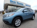 2014 Mountain Air Metallic Honda CR-V EX-L AWD #119281179