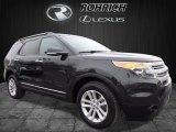 2014 Tuxedo Black Ford Explorer XLT 4WD #119281172
