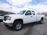 2012 GMC Sierra 2500HD Extended Cab 4x4 Data, Info and Specs