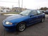 2003 Arrival Blue Metallic Chevrolet Cavalier LS Sport Sedan #119281158