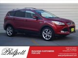 2014 Ruby Red Ford Escape Titanium 2.0L EcoBoost 4WD #119281226