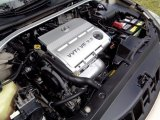Lexus ES Engines