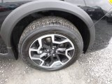Subaru Crosstrek Wheels and Tires