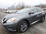 2017 Nissan Murano SL AWD Data, Info and Specs