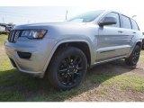 2017 Billet Silver Metallic Jeep Grand Cherokee Laredo #119338853