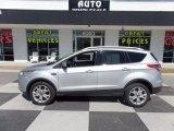 2016 Ingot Silver Metallic Ford Escape Titanium #119338945
