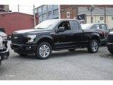2017 Shadow Black Ford F150 XL SuperCab 4x4 #119338890