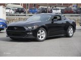 2017 Shadow Black Ford Mustang V6 Coupe #119338883