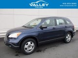 2007 Royal Blue Pearl Honda CR-V LX 4WD #119338801