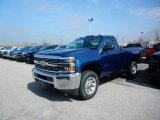 2017 Chevrolet Silverado 2500HD Work Truck Regular Cab 4x4 Data, Info and Specs