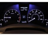 2013 Lexus RX 350 AWD Gauges