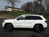 2017 Bright White Jeep Grand Cherokee Trailhawk 4x4 #119354812