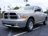 2009 Light Graystone Pearl Dodge Ram 1500 SLT Crew Cab #11892203