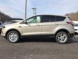 2017 White Gold Ford Escape SE 4WD #119355001