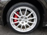 Mitsubishi Lancer Evolution Wheels and Tires