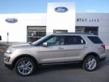 2017 White Gold Ford Explorer Limited 4WD #119385163