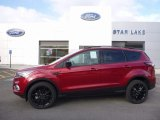 2017 Ruby Red Ford Escape SE 4WD #119385161