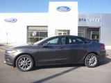 2017 Magnetic Ford Fusion SE #119385160