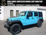 2017 Chief Blue Jeep Wrangler Unlimited Sport 4x4 #119384868