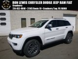 2017 Bright White Jeep Grand Cherokee Limited 4x4 #119384865