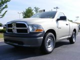 2009 Light Graystone Pearl Dodge Ram 1500 ST Regular Cab #11892183