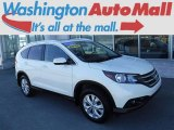 2014 White Diamond Pearl Honda CR-V EX-L AWD #119408151