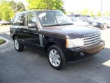 2007 Java Black Pearl Land Rover Range Rover HSE #11897828