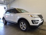 2017 Oxford White Ford Explorer XLT 4WD #119408196