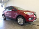 2017 Ruby Red Ford Escape SE 4WD #119408195